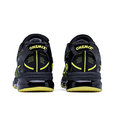 Air Onemix Athletic Fitness Men's Trainers 2017 Yellow Sport Shoes Running Tg7nfq5wg