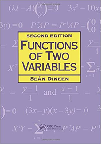 Book Functions of Two Variables, 2nd Edition