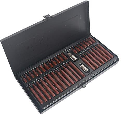 Amazon.com: Matefield - Juego de 40 puntas de destornillador ...