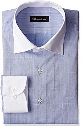 ビジネスワイシャツ デザイン スッキリボディ 形態安定 メンズ