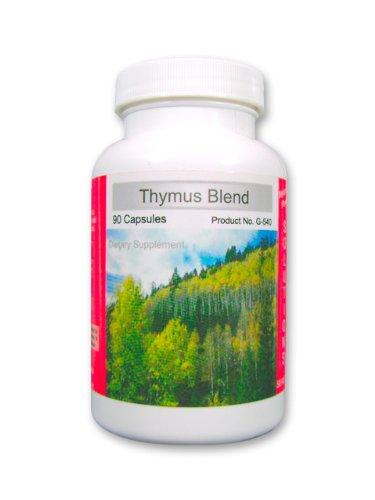 Supplément thymus, Blend Thymus,