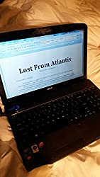 Lost from Atlantis: Book 3: Reconnaissance BETA