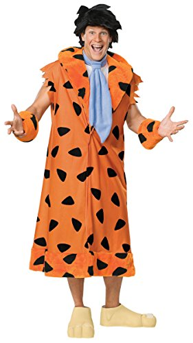 Fred Flintstone Adult Costume - X-Large