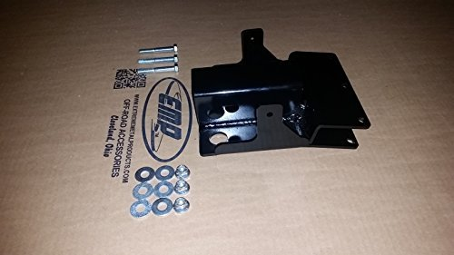 P/N: 12758 Kawasaki MULE® Rear Hitch (2'' Receiver)