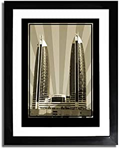 Photo of Damac Tower-Colour No Text F07-M (A3)