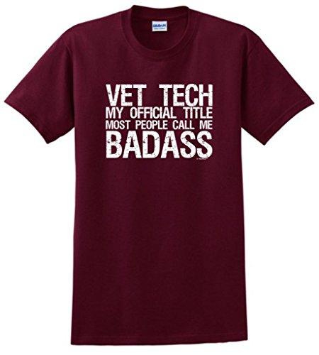 Official Title People Badass T Shirt