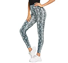 71ba97ce08284a SweatyRocks Leggings Women Yoga Workout Pants High Waist Cutout Tights ,  Black , X-Small. Back. Double-tap to zoom. Color: Black #1
