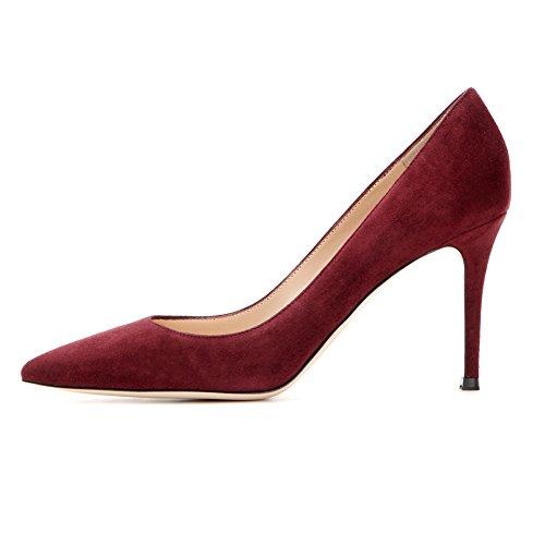 EDEFS - Plataforma Mujer Rojo