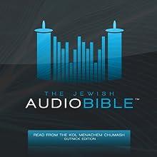 The Jewish Audio Bible Audiobook by Chaim Miller (translator) Narrated by Dan Lenard