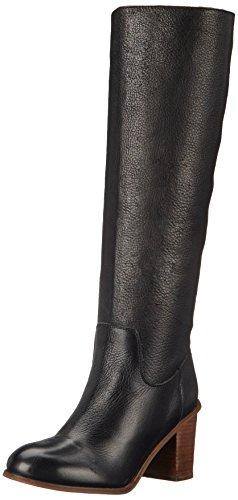 Seychelles Women's Obsidian Leather Boot Black uLvHs0