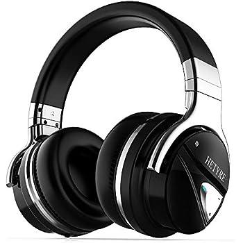 50245745d18 Over Ear Wireless Headphones, Hetyre HT9 Active Noise Cancelling Bluetooth  Headphones w/Mic,