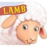 Lamb: Cutout Board Book