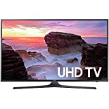 Samsung Electronics UN50MU6300 50-Inch 4K Ultra HD Smart LED TV (2017 Model) (Certified Refurbished)