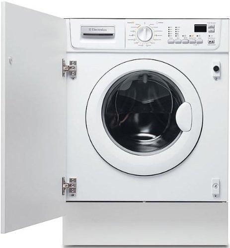 Electrolux EWX14450W Integrado 6kg 1400RPM A+ Color blanco Carga ...