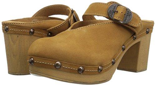 Women's Sandal Sbicca Heeled Horton Tan ATnq8