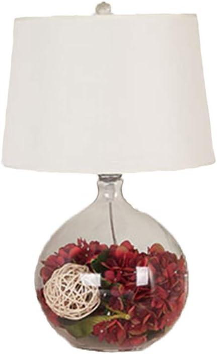LEBAO-table lamp Lampara de Mesa Lámparas de Escritorio-Dormitorio ...