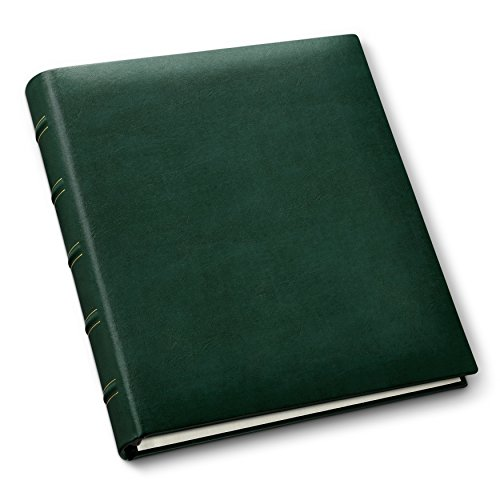 Gallery Leather Gallery Photo Album Acadia Green