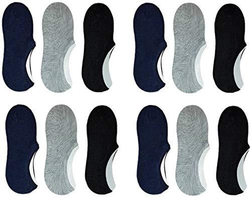 Chartbusters Men  amp; Women Low Cut Socks  Pack of 6
