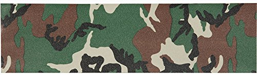 Grit Skateboard Griptape (Jessup Pimp Grip Skateboard Griptape Sheet (9-Inch x 33-Inch, Camouflage))