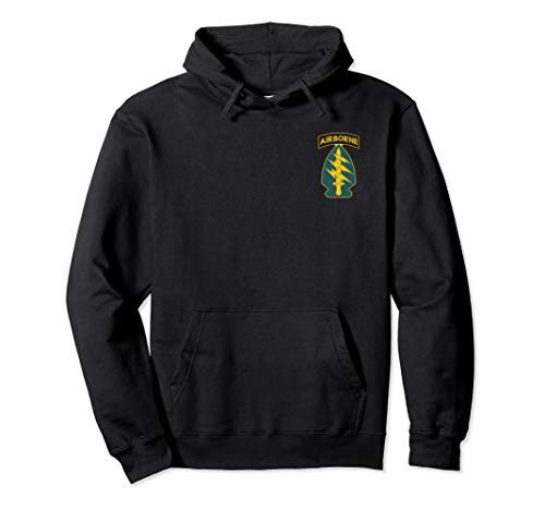 - US Army Special Forces Green Berets Military Hoodie