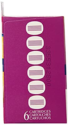 Gillette Venus & Olay Women's Razor Blade Refills, 6 Count (Product Size May Vary)