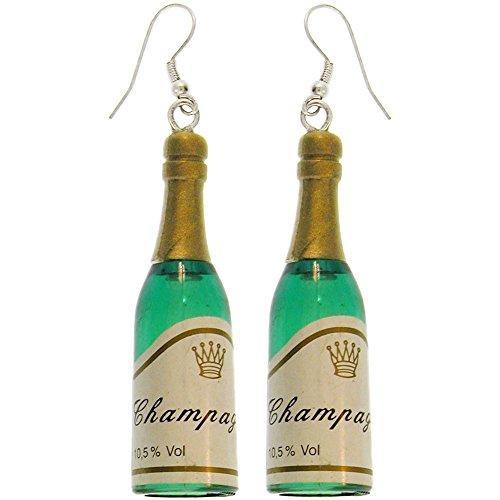Bottle Earrings - 4
