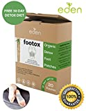 Foot Detox Pads 100% Organic Bamboo Vinegar Foot Pads. These patches are Ideal for foot care, stress & pain relief. Remove toxins from feet & cleanse your body using our foot detox patches. 20 pack.