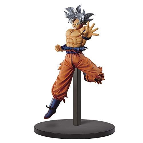 Dragon Ball Super Chosenshiretsudenⅱ Vol.1 (A:Son Goku(Ultra Instinct)) from Banpresto