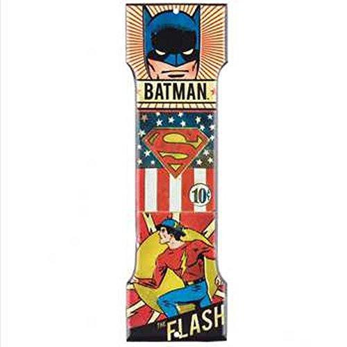 Embossed Letter (Superhero Marvel & DC Comics Embossed Tin Letter Sign (I ( DC Comics Heros)))