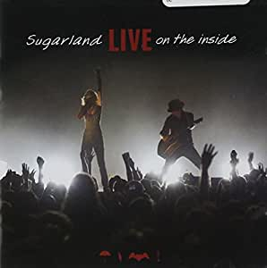 NEW Sugarland - Live On The Inside (CD)