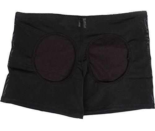 FUT Women's Sexy Butt Lift Panty Tummy Control Trimmer Shapewear Body Shaper Photo #4