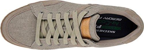 Skechers Heren Lanson Torben Sneaker Tan