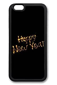 6 Case, iPhone 6 Case Happy New Year 2015 Fireworks Creativity TPU Silicone Gel Back Cover Skin Soft Bumper Case Cover for Apple iPhone 6 by runtopwellby Maris's Diary