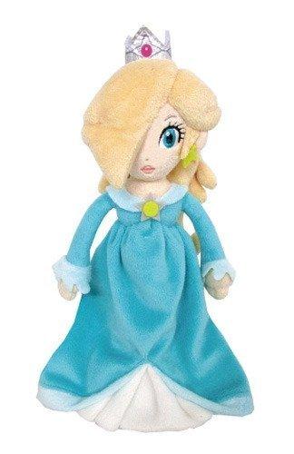 """Super Mario Bros 7"""" Anime Animal Stuffed Plush Toys Princess Rosalina"""