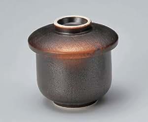 YAKISHIME 8.9 cm cuenco de porcelana con la manta de jiki japonés tradicional