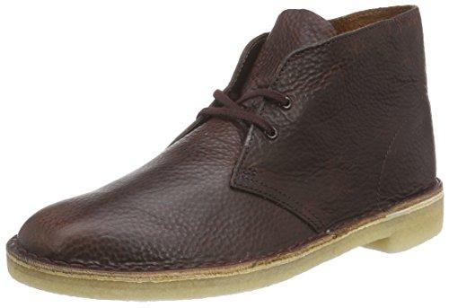 Clarks Originals Boot, Botas Desert para Hombre Marrón (Rust Leather)