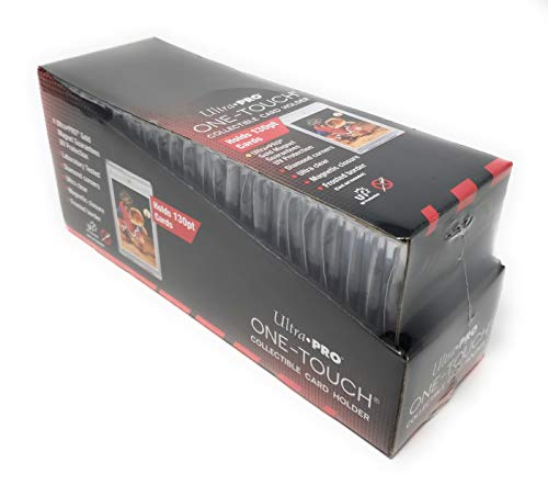 - Ultra Pro One Touch Magnetic Card Protector - 130pt - 25 Pack