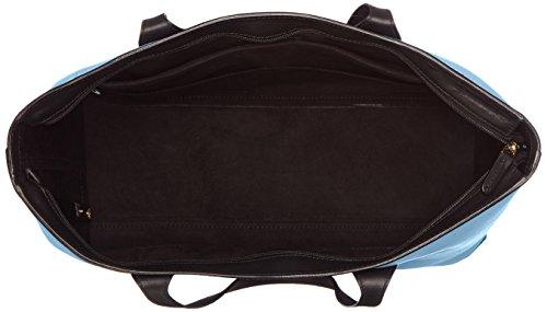 Bag Spalla Collezione Pelle Antilias Azzurro Borsa Cm Shopping Piquadro 36 A Ax5wqYnRE1