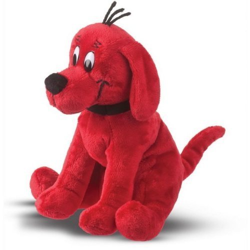 Douglas Toys Clifford Small Sitting,red,8