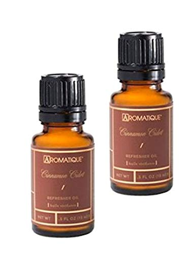 Qty 2 Cinnamon Cider 1/2 Ounce Refresher Oils by Aromatique