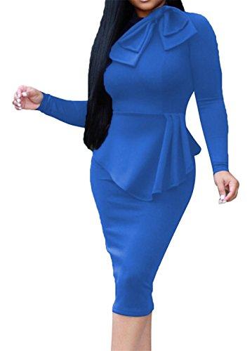 Pleated Satin Top Dress - 6