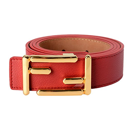 Fendi Leather Belt - 1