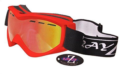 Rayzor Professional UV400 Double Lensed Ski/Snowboard Goggles