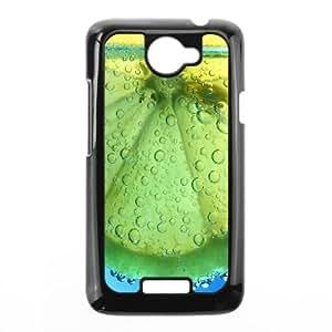 Lemon HTC One X Cell Phone Case Black Y9699353