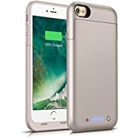 Battery Case for iPhone 6s Plus / 6 Plus, Taeozi 6800mAh...