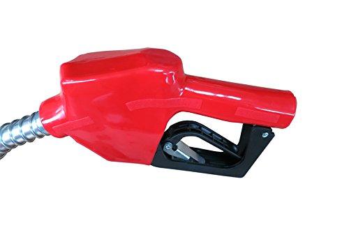 Varan Motors NEEPA-01 Pompa automatico con ugello per diesel gasolio e carburante 3//4 di pollice DN20 60 l//min con distributore dallo spegnimento automatico
