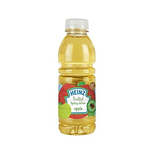 Heinz Apple Juice 500ml - Pack of 6