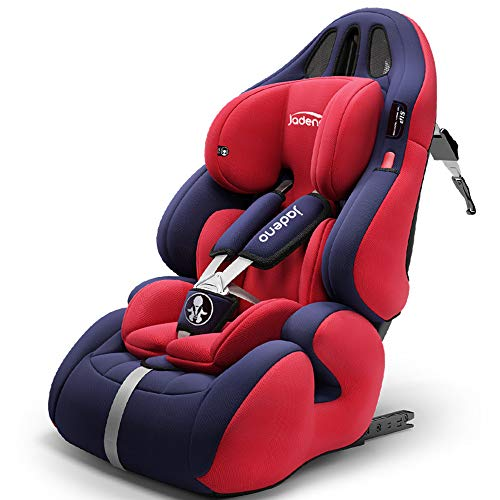 ZSLD Convertible Toddler Car Seat, Booster Seat, Rear & Forward Facing, Angled for Comfort Safety