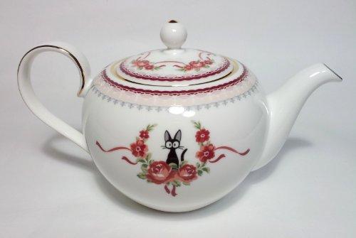 Noritake 마녀배달부 키키 마녀의 택배 티 포트(핑크)  tea pot MJ97284/H-612L