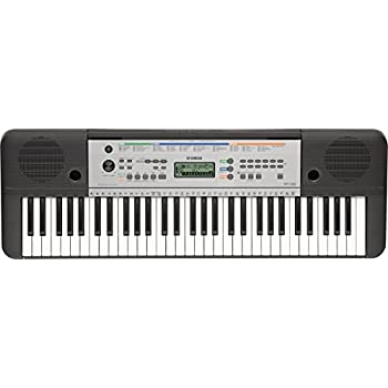 yamaha ypt 230 61 key portable keyboard. Black Bedroom Furniture Sets. Home Design Ideas